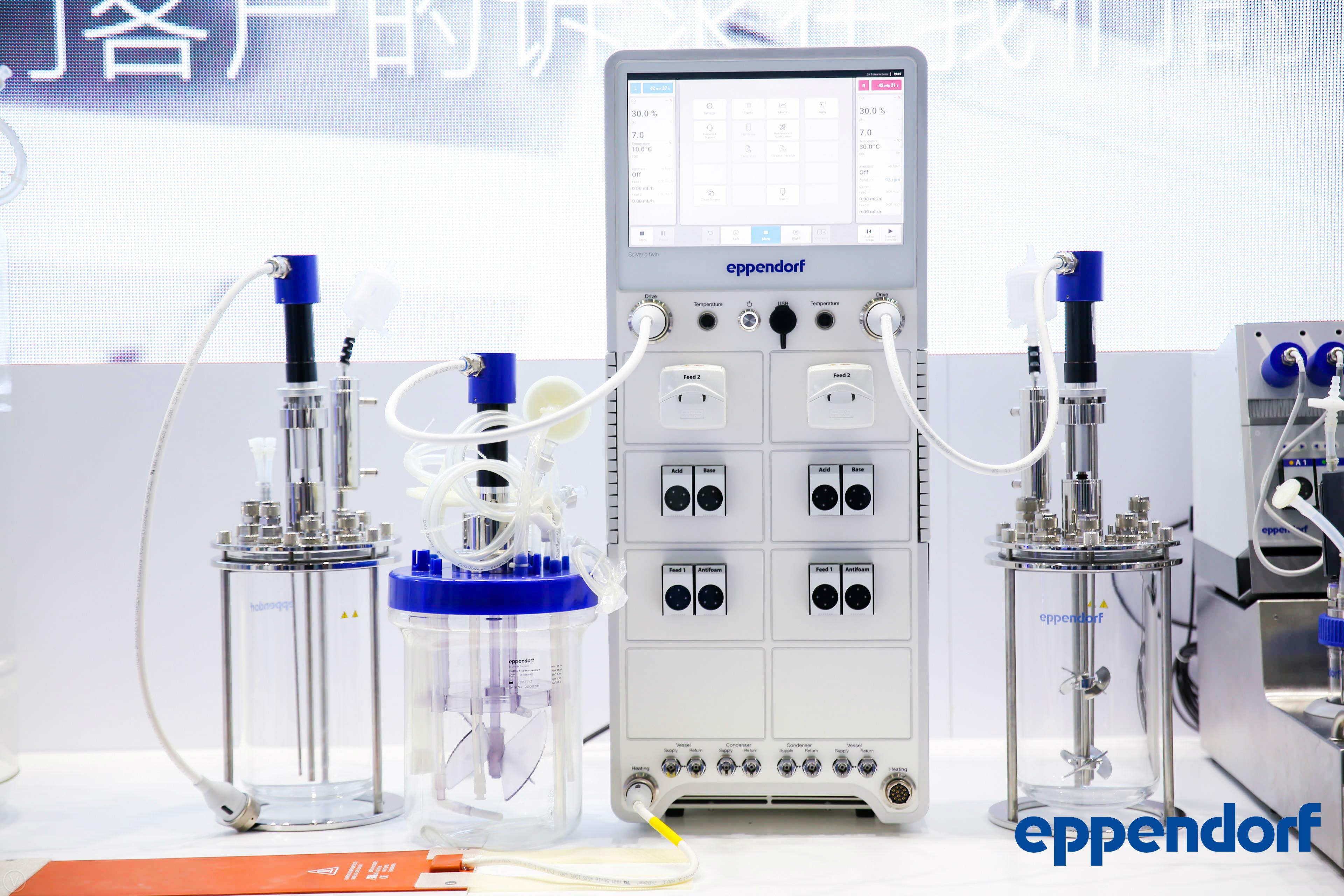 """""""绝代双骄,联动未来:"""" SciVario® twin双联生物反应器重磅上市,助力生物制药行业高质量发展"""