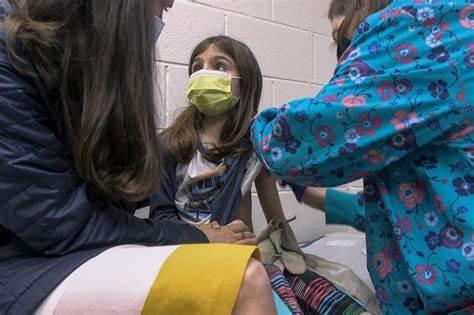 辉瑞对12岁以下儿童展开新冠疫苗临床试验