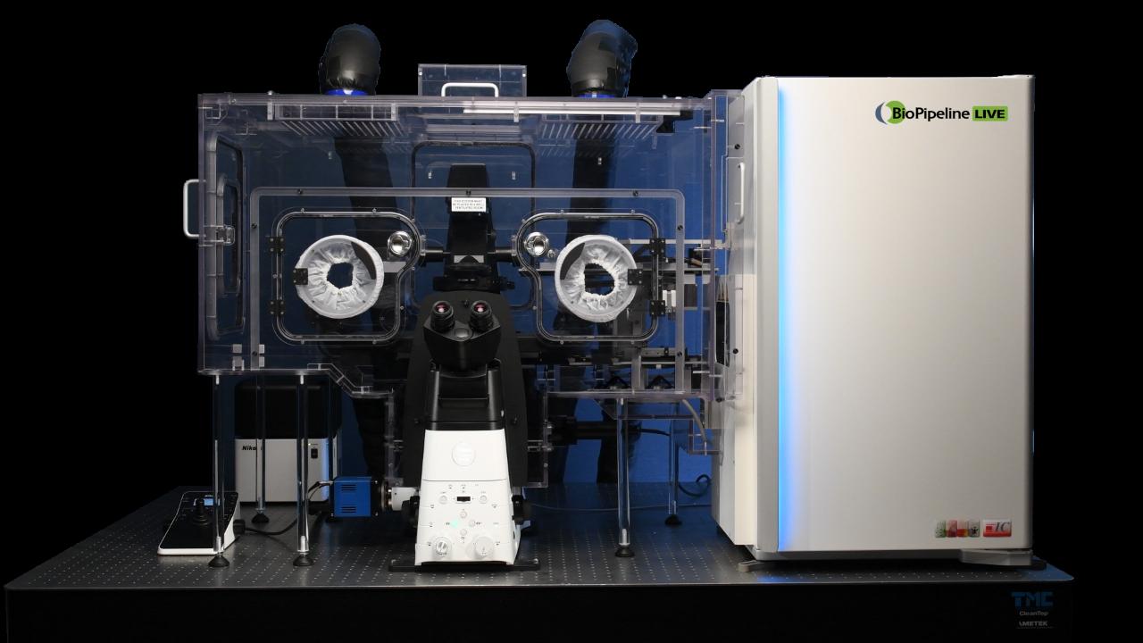 """多重破解研究细胞培养和成像难题 尼康BioPipeline-Live荣获""""2020生命科学十大创新产品奖"""""""
