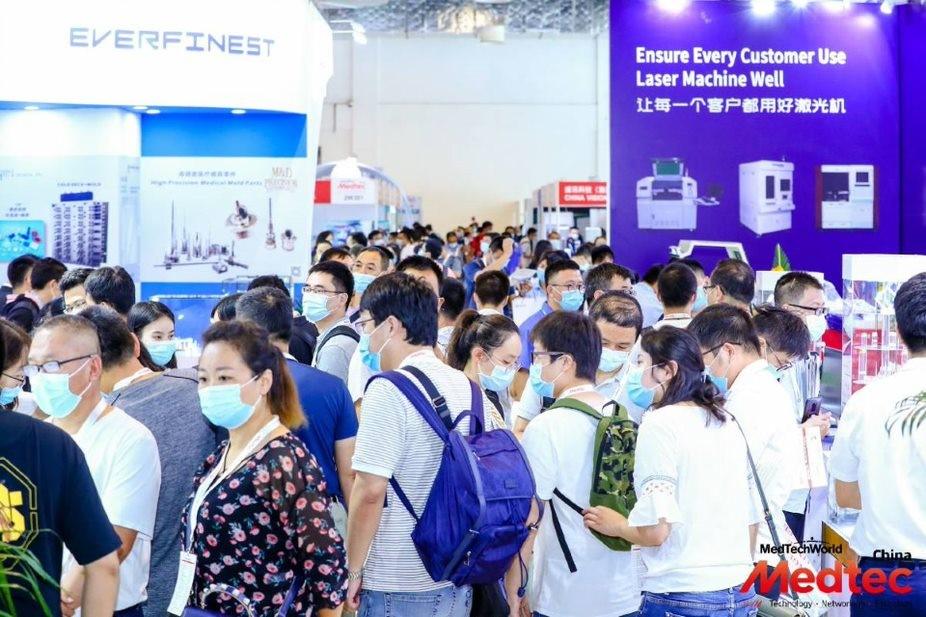 2021Medtec中国展参观注册系统正式开放,赋能医疗器械制造企业研发采购